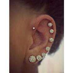 Dope ear piercings - Google Search