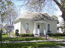 Birthplace of First Lady Mamie Doud Eisenhower, Boone, Iowa