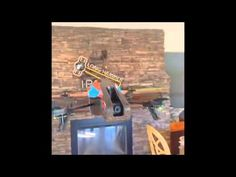 Slow Motion AR Drone Indoors