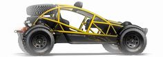 Ariel Nomad - no nonsense off-road buggy coming in 2015 Ariel Nomad, Ariel Atom, Off Road Buggy, Sand Rail, Beach Buggy, Bug Out Vehicle, Go Kart, Concept Cars, Quad