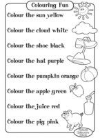 Following Directions Worksheet! A fun first day of school test to ...