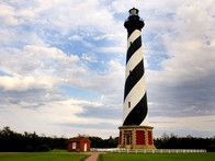 Cape Hatteras, North Carolina. Pack up the car and take a weekend trip this Memorial Day!