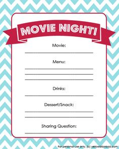 Friday nights are movie nights at our house. Dinner is finger food and we drink fun drinks and sit on the living room floor watching our movie. If you follow me on Instagram you've already seen a few of these ideas. What you didn't see last week was the special Super Power Punch I made …