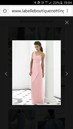 Weddington Way provides many pink bridesmaid dresses & tea rose bridesmaid gowns. Think pink with blush bridesmaid dresses, cameo bridesmaid gowns & more! One Shoulder Bridesmaid Dresses, Bridesmaid Dress Styles, Prom Dresses, Formal Dresses, Wedding Dresses, Bridesmaids, Bridesmaid Ideas, Dessy Bridesmaid, Party