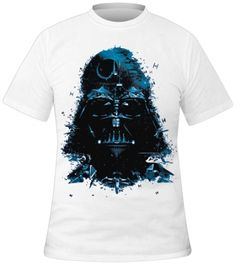 T-Shirt Mec STAR WARS - Recomposed Vader www.rockagogo.com