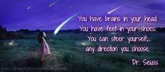 Dr. Seuss, motivational