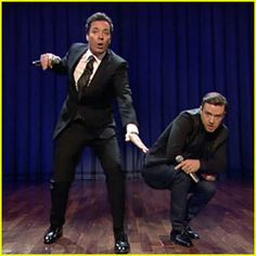 "Justin Timberlake and Jimmy Fallon's ""History of Rap""s are the absolute best!! They are hilarious together, and since they are amazingly good at rapping, it's EPIC!"