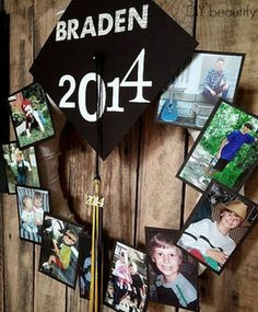 DIY Beautify�s Graduation Memory Wreath