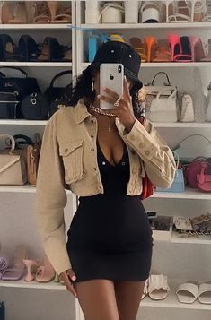 Boujee Outfits, Cute Casual Outfits, Pretty Outfits, Summer Outfits, Fashion Outfits, Outfit Goals, Aesthetic Clothes, Aesthetic Girl, Fashion Killa