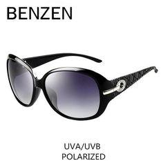 Polarized Elegant Rhinestone women Sunglasses
