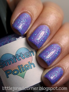 Smitten Polish - Moonbeam Dreams