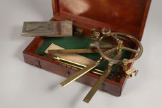 Antique navigational instrument provenance ultima II circa 1940