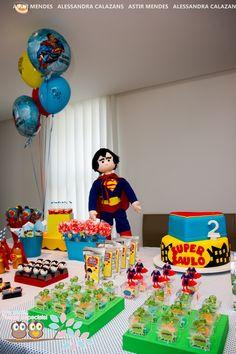 Pra você festas especiais: Super Saulo