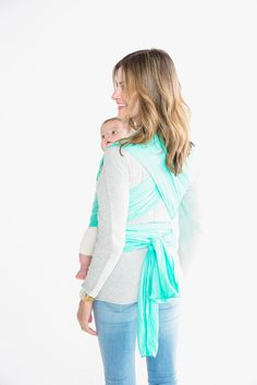 Solly Baby offers the Solly Baby Wrap Carrier a functional & safe Baby Carrier. Having A Baby Boy, Baby Wrap Carrier, Baby Wraps, Baby Safe, New Parents, Infant, Mint, Essentials, Child