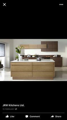 Cabinet oak style
