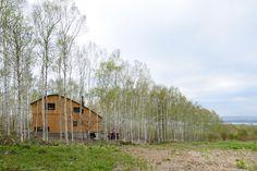 hiroshi horio architects office house in yobito japan designboom