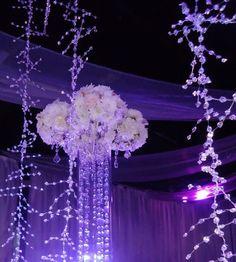 Wedding Ceremony Decor : Heaven Event Center, Orlando FL