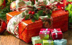 foto de lindos regalos de navidad