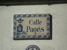 Calle Pages
