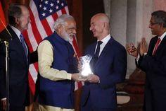 Amazon Plans $3 Billion India Investment - WSJ