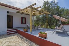 Villa Panos Sleeps up to 7 people For more info & pictures visit http://paxossunandsea.com/villa-panos/