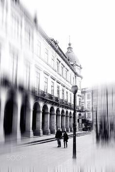 Cidadela - Rua do Castelo, Braga, Portugal,  By JJM