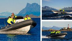 Welcome to Rib Lofoten - Rent a boat
