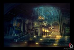 underwater theater from bioshock