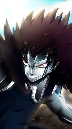 Gajeel, Iron Shadow Dargon Slayer - Fairy Tail ~ DarksideAnime