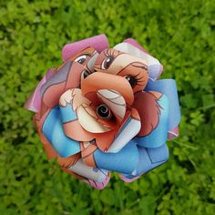 Check out this item in my Etsy shop https://www.etsy.com/au/listing/473240018/lady-and-the-tramp-disney-book-bouquet