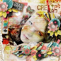Create {Kit} by Studio Rosey Posey #   Breezy by Angelclaud Artroom both of Scrapbookgraphics.com