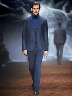 Corneliani FW/15 Fashion Show