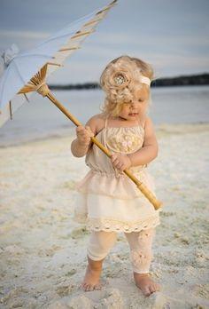 How cute is she!