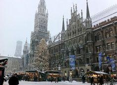 Buon #Natale a #Monaco di #Baviera