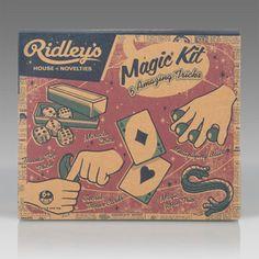 vintage magic kit - Bing Images