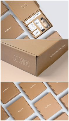 Branding solution___ This Crafts wrapped visual identity as a brand that stands for beautiful, honest and affordable toothcare. Packaging Box, Craft Packaging, Cardboard Packaging, Luxury Packaging, Jewelry Packaging, Packaging Design Box, Ecommerce Packaging, Skincare Packaging, Cosmetic Packaging