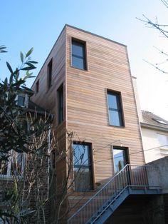 maison moderne   extension de maison   Pinterest   Rennes