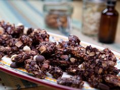 Featured #BobbyFlayFit Recipe: Chocolate-Coconut Granola