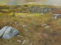 GERALD SQUIRES Witless Bay Barrens, 2012 Oil on canvas, 36 x 48 inches Atlantic Canada, Canadian Art, Prince Edward Island, New Brunswick, Our Country, Newfoundland, Nova Scotia, Great Artists, Art Work