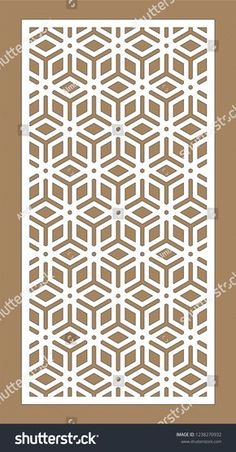 Find Laser Cutting Arabesque Vector Panel Template stock images in HD and millions of other royalty-free stock photos, illustrations and vectors in the Shutterstock collection. Thousands of new, high-quality pictures added every day. Laser Cut Panels, Laser Cut Mdf, 3d Laser, Laser Cutting, Arabesque, Glass Partition Designs, Balcony Grill Design, Jaali Design, Decorative Screen Panels
