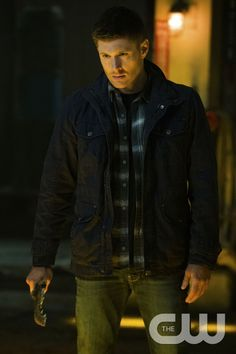 """Supernatural -- """"Do You Believe in Miracles"""" -- Image SN923a_0773 -- Pictured: Jensen Ackles as Dean -- Credit: Jack Rowand/The CW --  � 2014 The CW Network, LLC. All Rights Reserved  pn"""