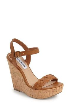 1a7977b596a3 Steve Madden  Emmey  Platform Wedge Sandal (Women)