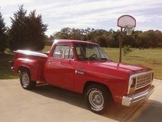 1981 Dodge Ram Stepside for sale (TN) - $9,295