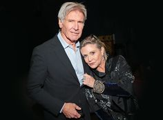 """Harrison Ford Speaks Out from Carrie Fisher: A Life in Pictures  Though he never responded aboutnews of their affair, Ford did release a statement after Fisher was hospitalized. """"I amshocked and saddened to hear the news about my dear friend. Our thoughts are with Carrie, her family and friends."""""""