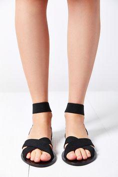 e244871785c0 Silence + Noise Alexa Elastic Sandal - Urban Outfitters Summer Sandals