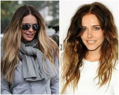 Ombré hair via fashionslack.freshnet.se