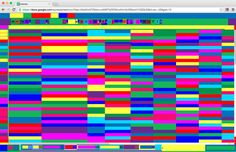 Abstract Browsing Chrome extension by Rafaël Rozendaal Digital Image, Digital Art, Creators Project, The Creator, Museum, Abstract Art, Graphic Design, Projects, Pictures