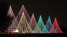 CuriousSofa.com Blog: December 2011 christmas trees