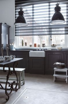 Light filtering roller shades from Bece - eye catching! Exclusively from Budget Blinds