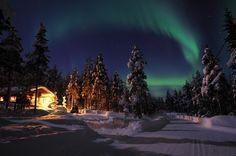 Laponie finlandaise : 8 jours à seulement 640€ en décembre incluant vol A/R…
